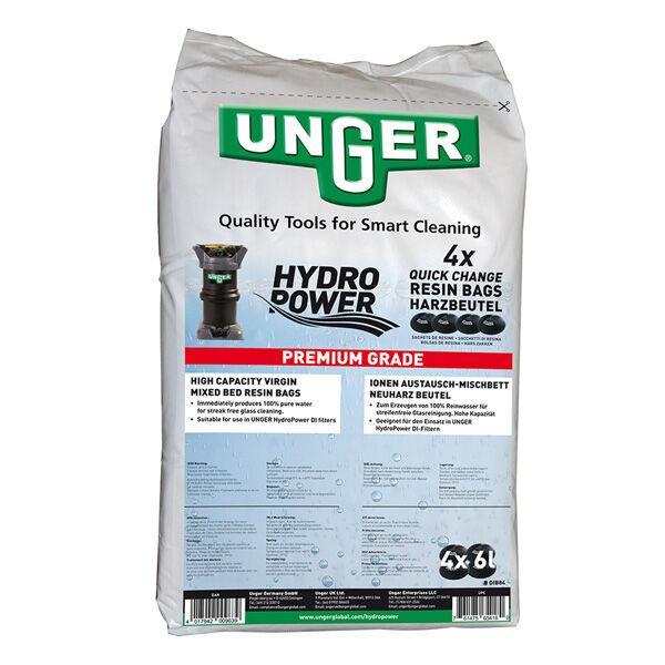 HydroPower DI 4 db gyanta zsák