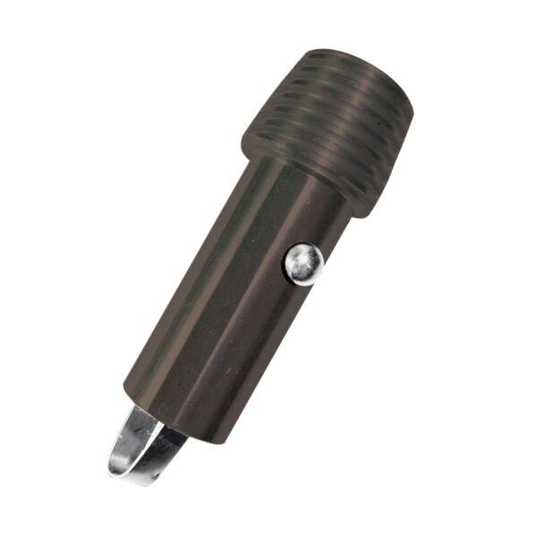 Alumínium eszköztartó adapter
