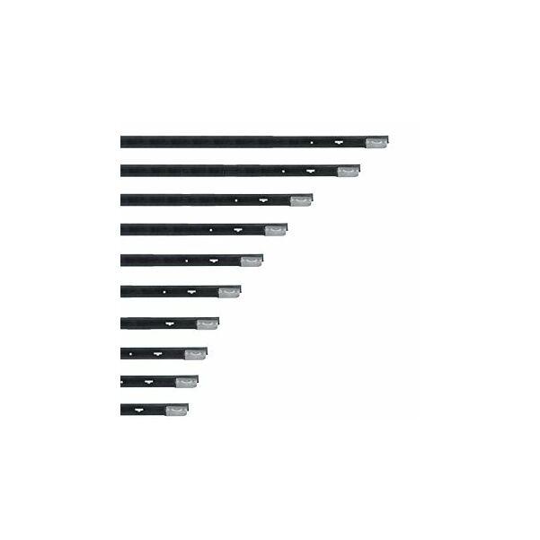 ErgoTec Ninja alumínium ablaklehúzó sín lágy gumival - több méretben